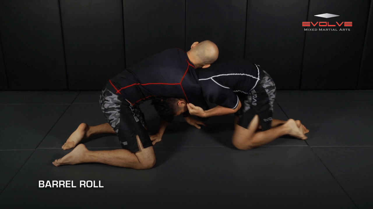 5 Takedown Finishes From Opponent's Sprawl