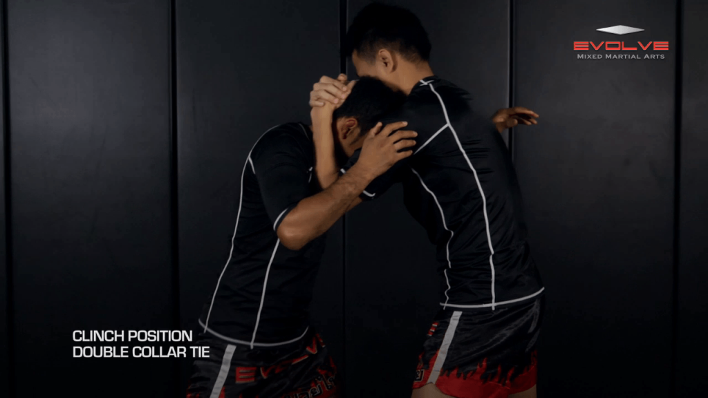 6 Basic Muay Thai Clinch Positions