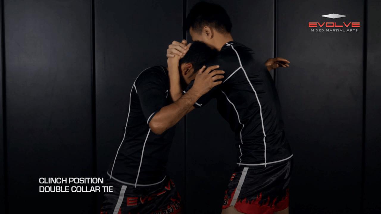6 Basic Muay Thai Clinch Positions