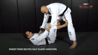 8 Essential BJJ Sweeps