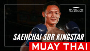 Saenchai Sor Kingstar, Muay Thai Legend