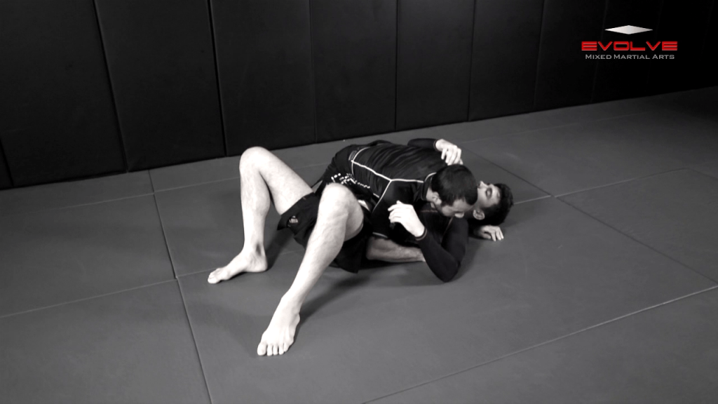 Passing The Butterfly Guard