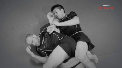 Shinya Aoki: Back Control Twister