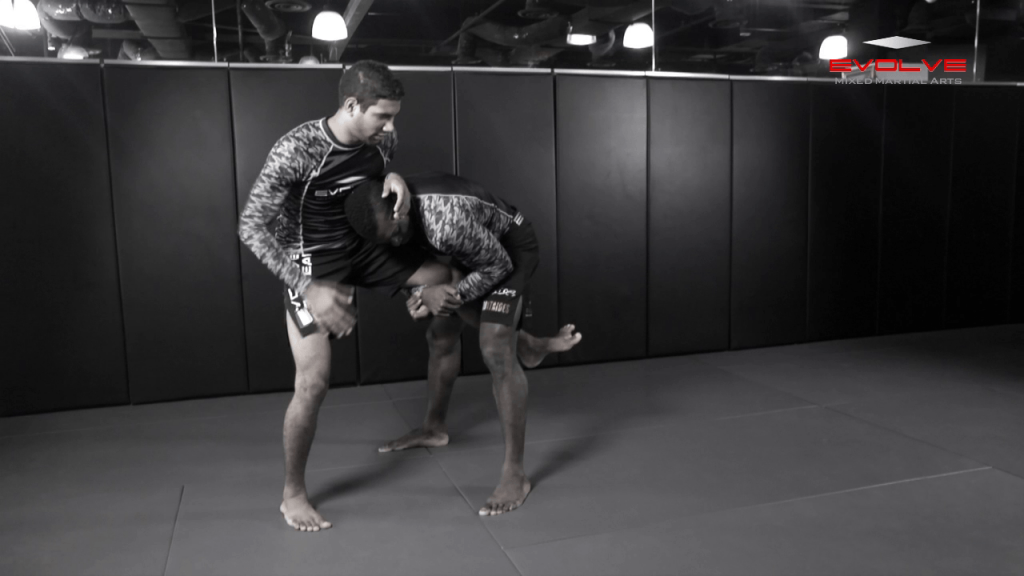 Single Leg Defense Variation