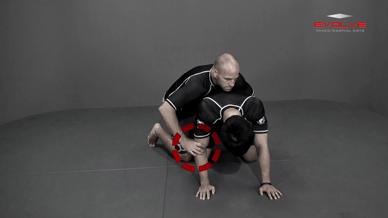 Trapped Arm Tilt To Arm Crank Pinning Combination