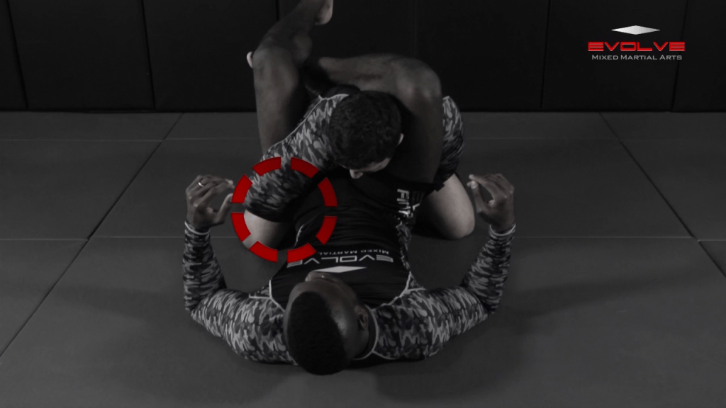 Triangle Lock To Neck Crank Transition