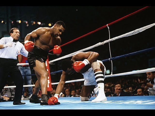 WATCH: Mike Tyson vs. Michael Spinks (Fight Breakdown)
