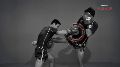 Yoddecha Sityodtong: Catch Kick, Bodyshot, Right High Kick