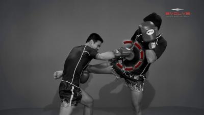 Yoddecha Sityodtong: Catch Kick, Bodyshot, Right High Kick