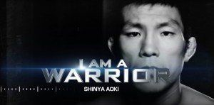 Shinya Aoki, ONE World Champion