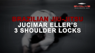 3 Brazilian Jiu-Jitsu Shoulder Locks