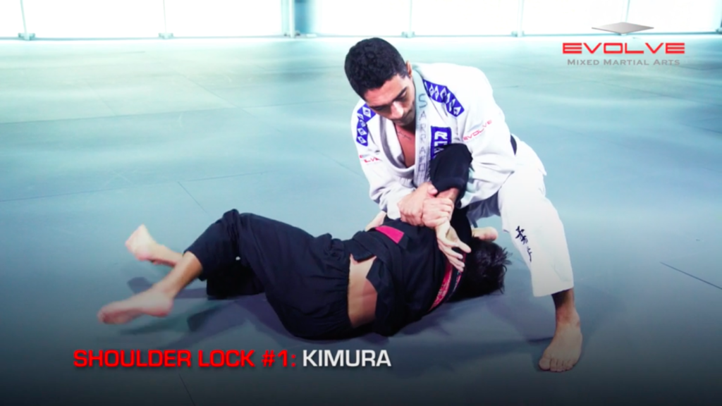3 Shoulder Locks For Brazilian Jiu-Jitsu