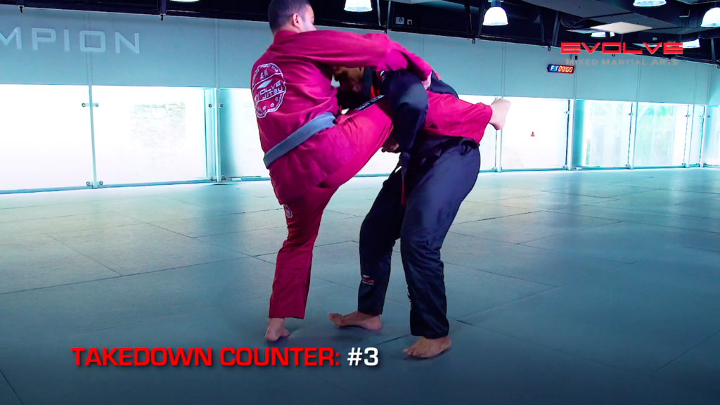 5 Takedown Counters