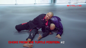 5 Chokes From Turtle Position