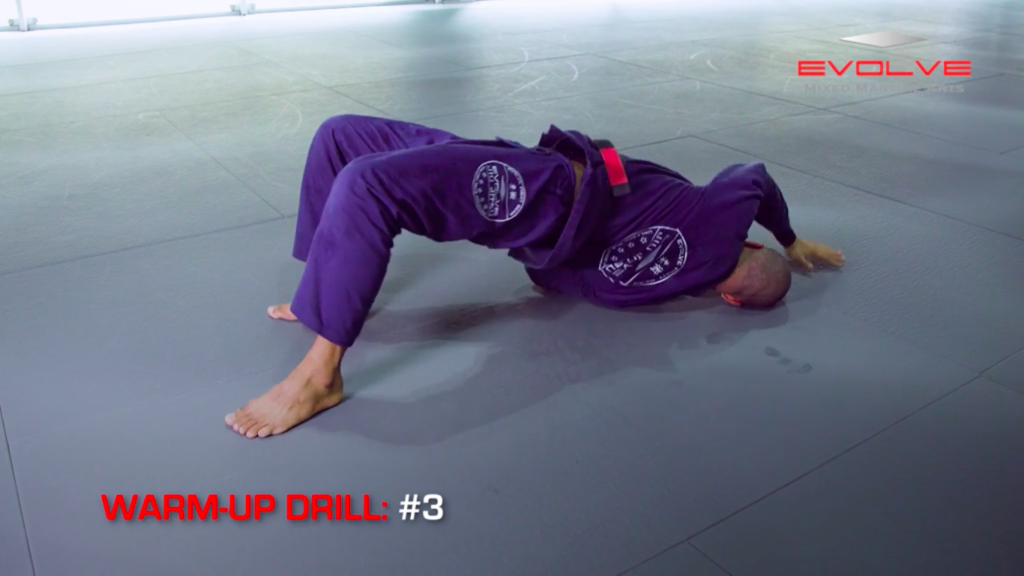 5 Solo Warm Up Drills For Brazilian Jiu-Jitsu