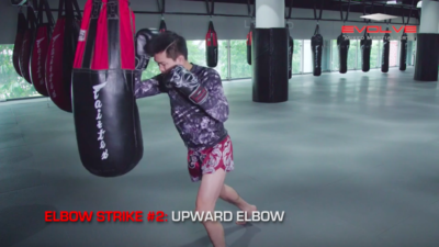 7 Muay Thai Elbow Strikes