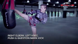 5 Question Mark Kick Combinations For Muay Thai