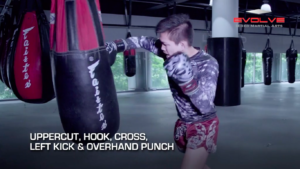 5 Overhand Punch Combinations