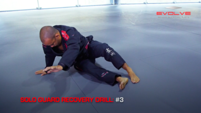 5 Solo Guard Recovery Drills
