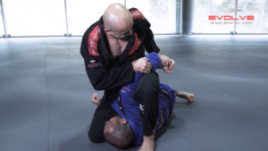How To Do A Kimura From The Mount