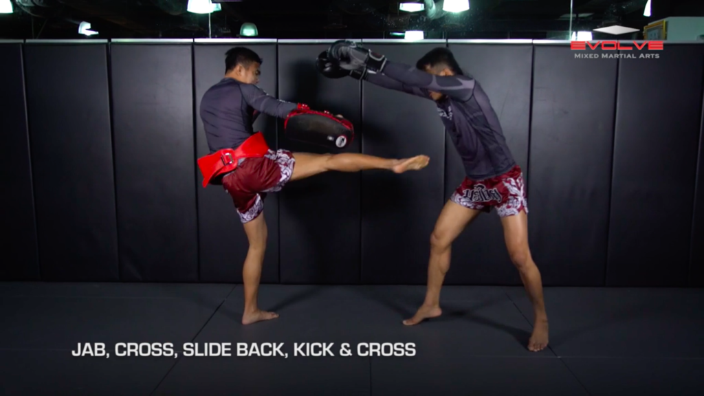 5 Advanced Slide Back Defense And Counterattack Combinations
