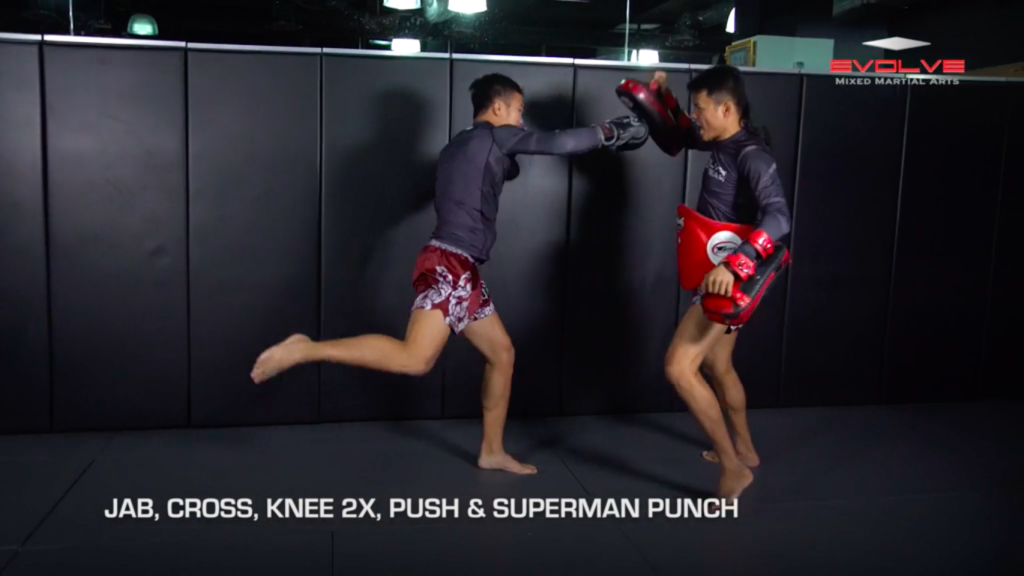 5 Superman Punch Ko Combinations