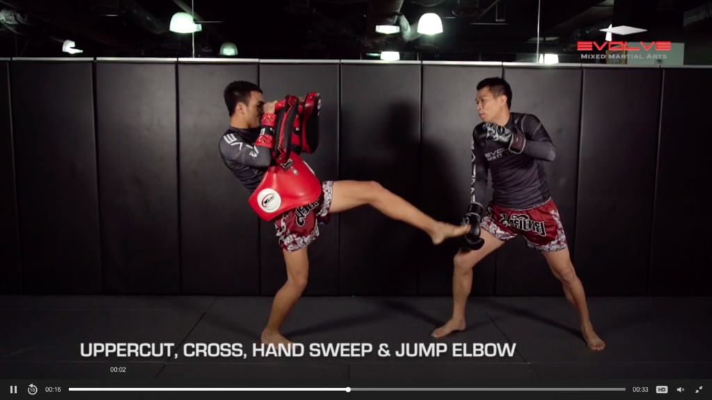 5 Hand Sweep Defense Counterattacks
