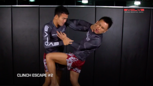 3 Ways To Escape The Muay Thai Clinch