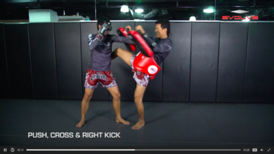5 Ways To Defend And Counter A Knee