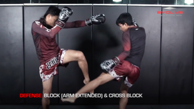 3 Ways To-Defend A 1-2-Inside Low Kick