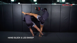 5 Ways To Defend And Counter A High Kick