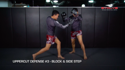 3 Ways To Defend Uppercut