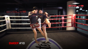 10 Muay Thai Sweeps