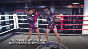 Aikpracha Meenayothin's 5 KO Combinations