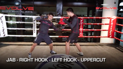 5 KO Combinations For Boxing
