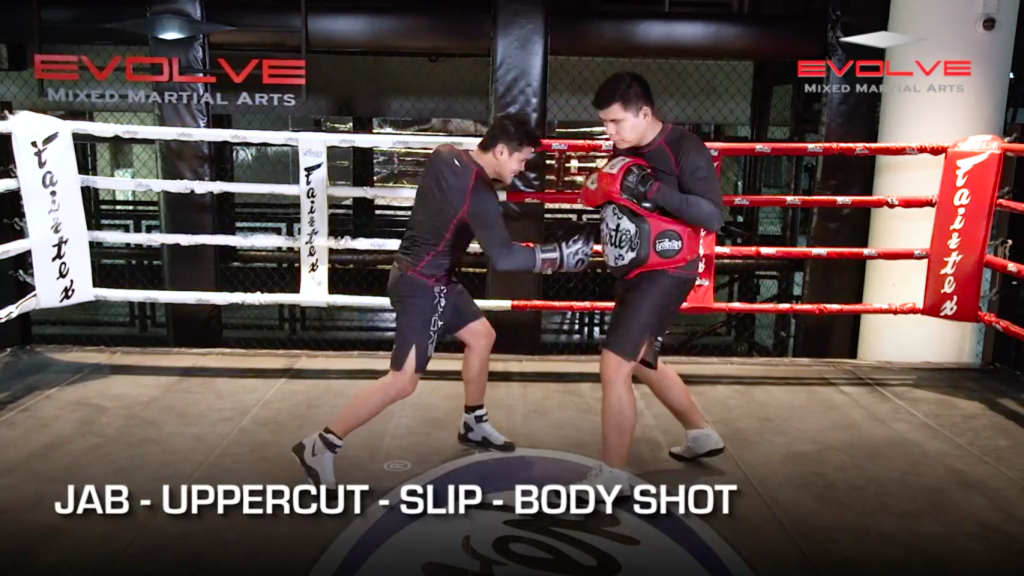 5 Body Shot Combinations