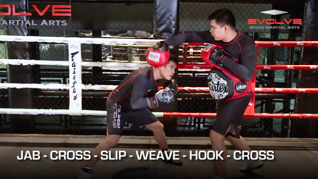 5 Slip And Weave Combinations For Boxing