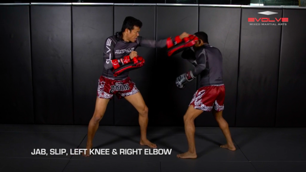 5 Slip And Counter Attack Combinations