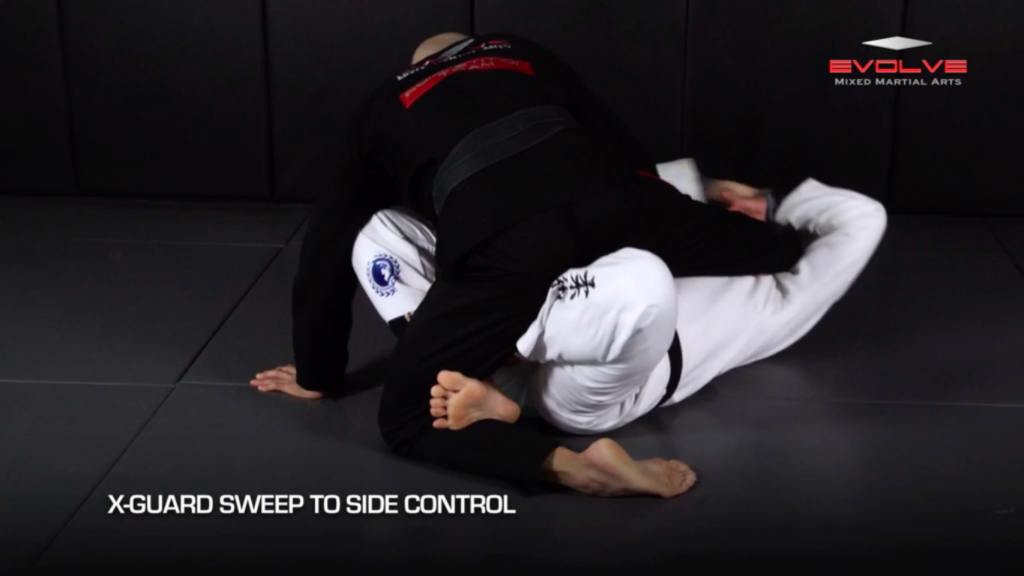 5 X-Guard Sweeps