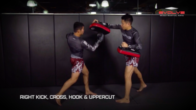 3 Uppercut KO Combinations