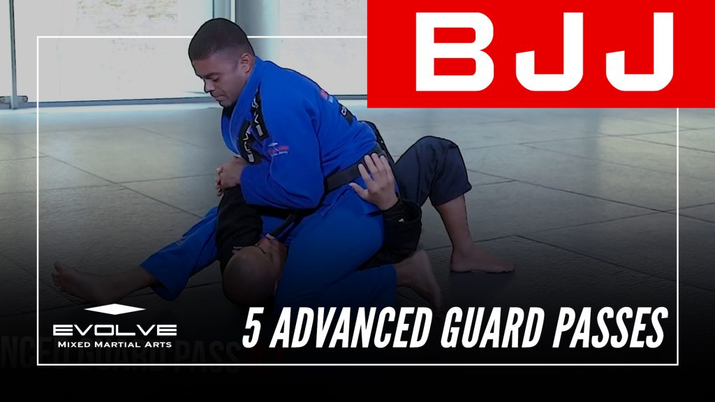 5 Advanced Guard Passes