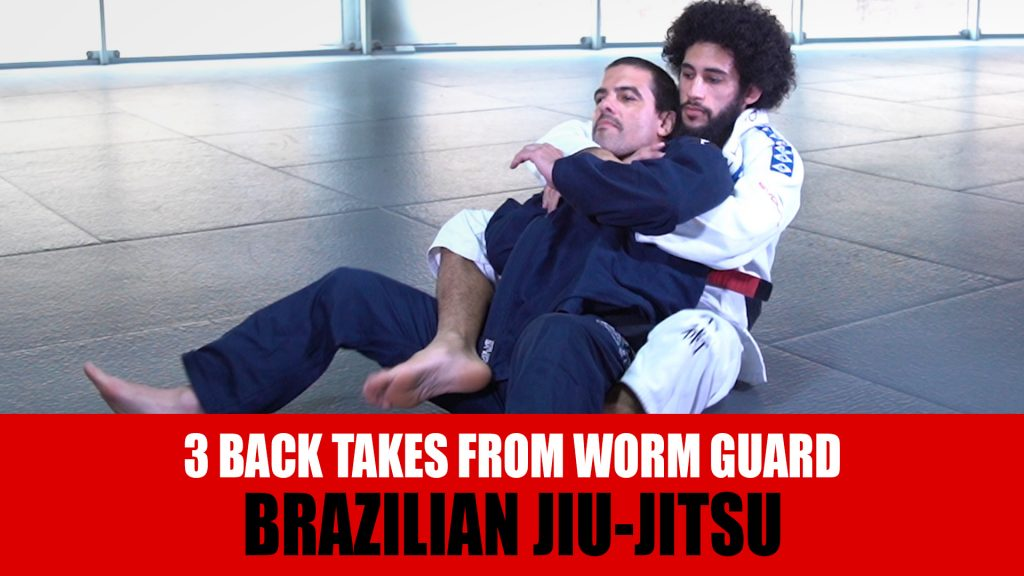 3 Back Takes From Worm Guard