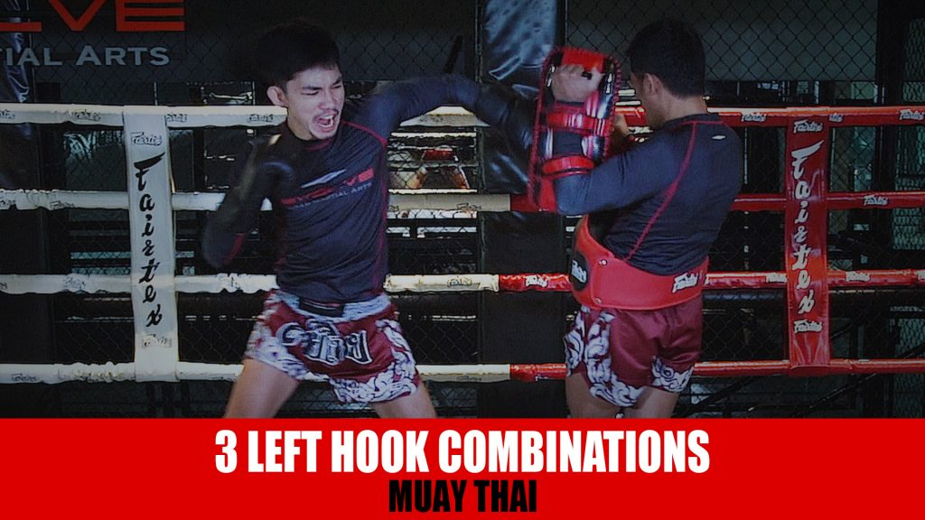 3 Left Hook Combinations