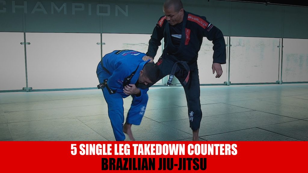 5 Single Leg Takedown Counters