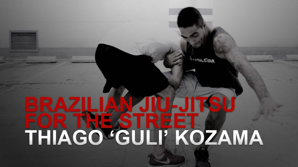 Brazilian Jiu-Jitsu For The Street