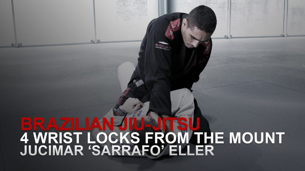 4 Wrist Locks From The Mount