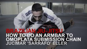 How To Do An Armbar To Omoplata Submission Chain