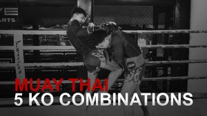 5 Muay Thai KO Combinations