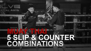 5 Slip And Counter Combinations