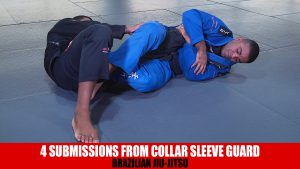 4 Submissions From Collar Sleeve Guard
